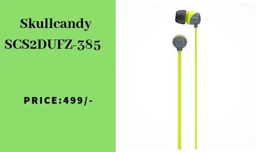 wired earphones that don't leak