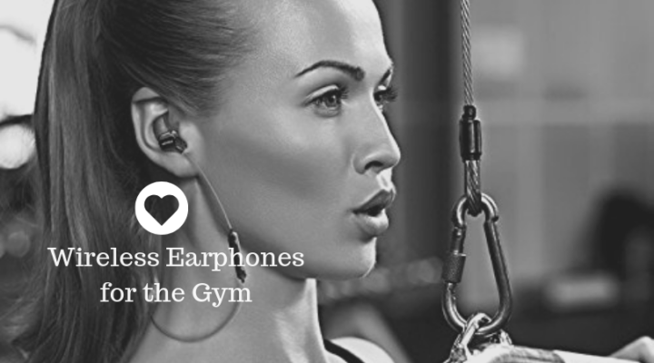 wireless earphones for gym