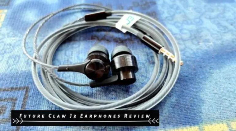 Future Claw J3 Earphone