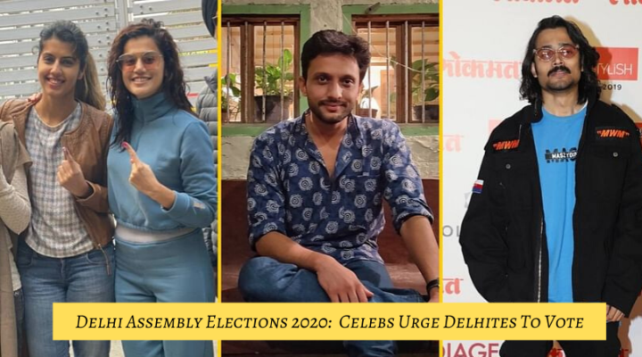 Delhi Assembly Elections 2020