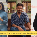 Delhi Assembly Elections 2020: Taapse Paanu, Riteish Deshmukh & others Celebs Urge Delhites To Vote