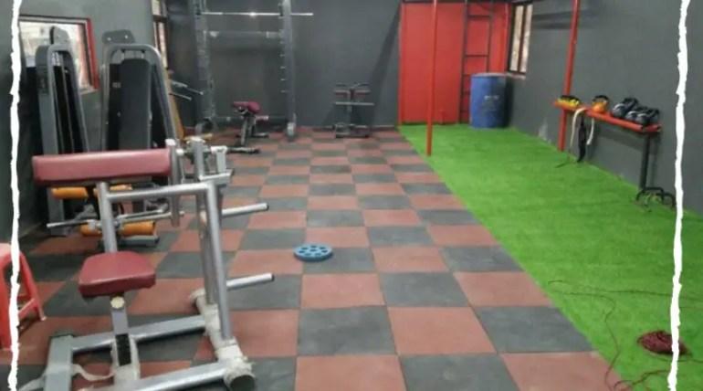 Best Gym in jammu