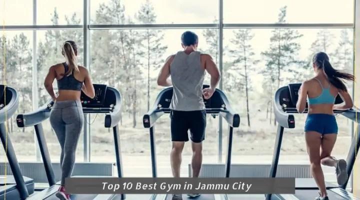 Best Gym in Jammu City