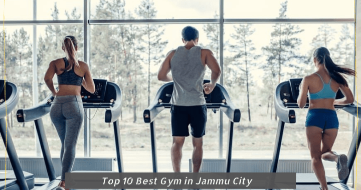 Best Gym in Jammu City