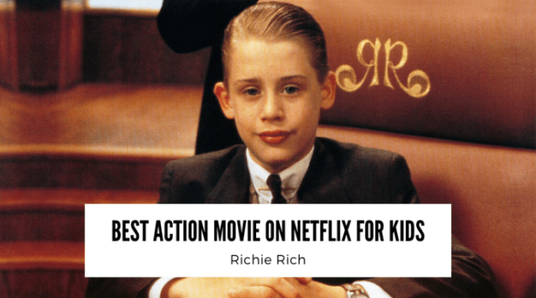 Action movies on netflix for kids