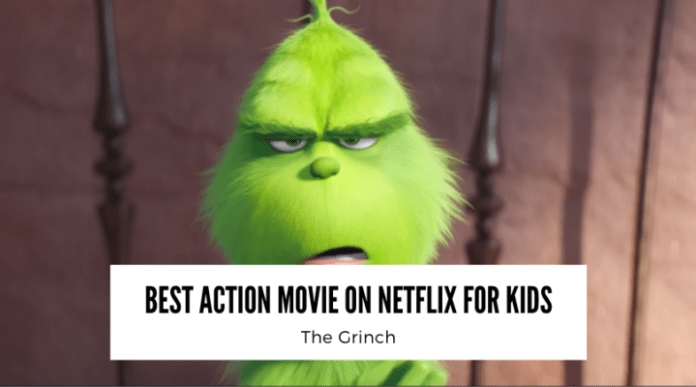 Action movie on netflix for kids