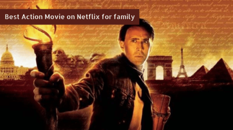 Action movies on netflix for family