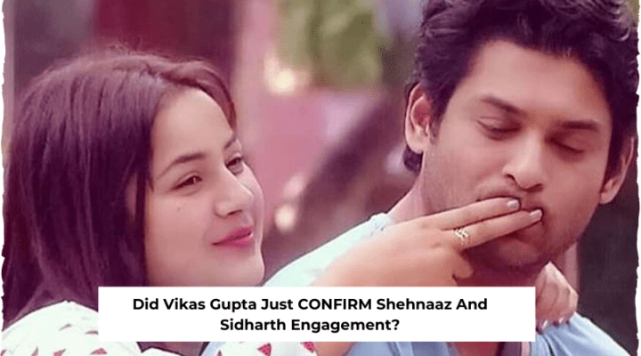 Shehnaz and sidharth engagement