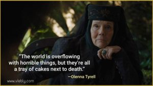 Olenna Tyrell: Best Game of Thrones Quotes & When You Use Them in Real Life