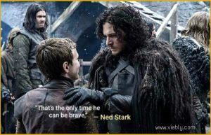 Bran and Ned Stark: Best Game of Thrones Quotes & When You Use Them in Real Life