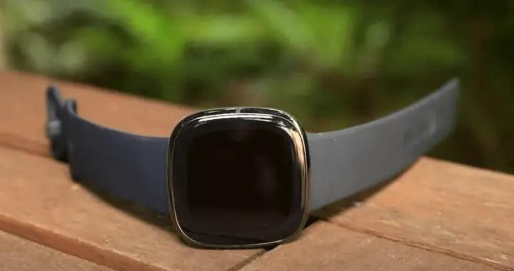 Fitbit Sense ECG
