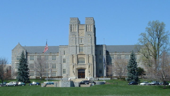 Can I get into Virginia tech with a 3.3 GPA?