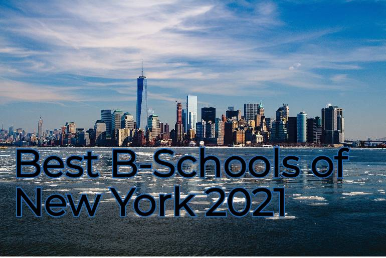 Best B-Schools of New York 2021