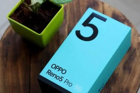 Oppo Reno 5 Pro 5G- upcoming best phones under 30,000-40,000