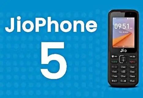 Jio Phone 5 model- 10+ Best Upcoming Phones Under 10000
