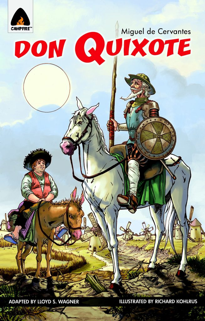 Don Quixote Logo: Top selling books on Google Play