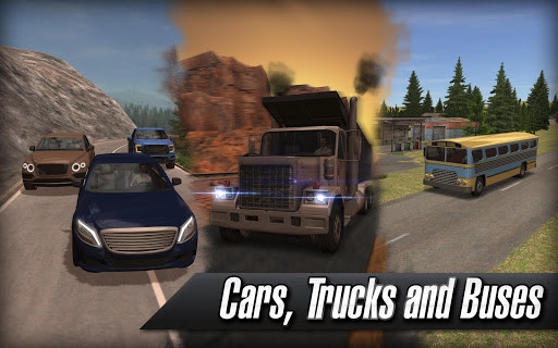 Driving School 2016: Best Driving Simulation Games for Android