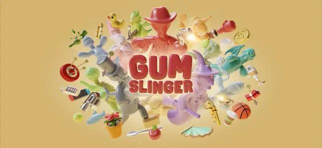 Gumslinger: best realistic games for iOS
