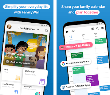 FamilyWall: Best Family Apps for iOS