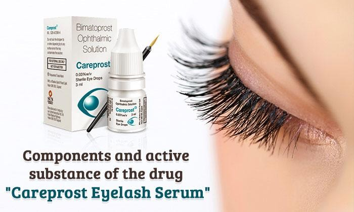 What is Careprost Eyelash Serum and How to use it to Grow Eyelashes.