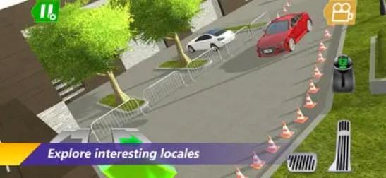 Car Parking VIP Summer Club: Best driving simulation games for iOS