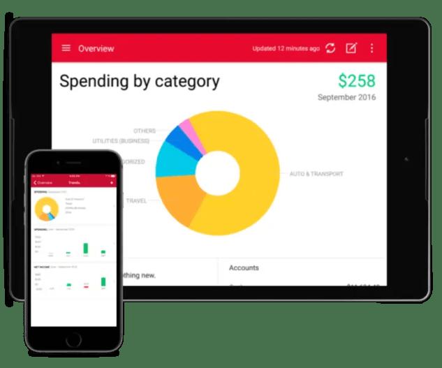 Quicken Logo: Budgeting ios app