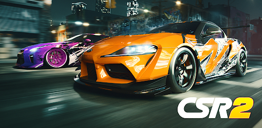 CSR Racing 2: best realistic games for iOS