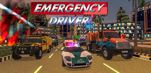 Emergency Driver City Hero: best driving simulation games for iOS