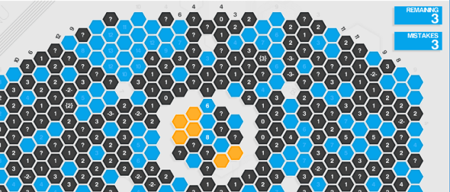 Hexcells Infinite: best puzzle games for PC