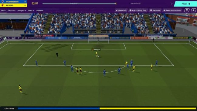 Football Manager 2020: best sports games for PC