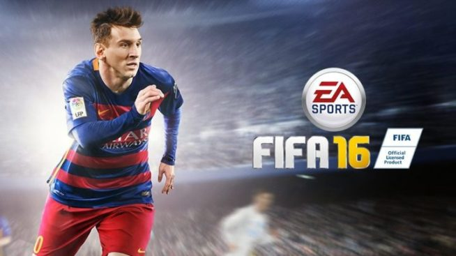 FIFA 16: best sports games for PC