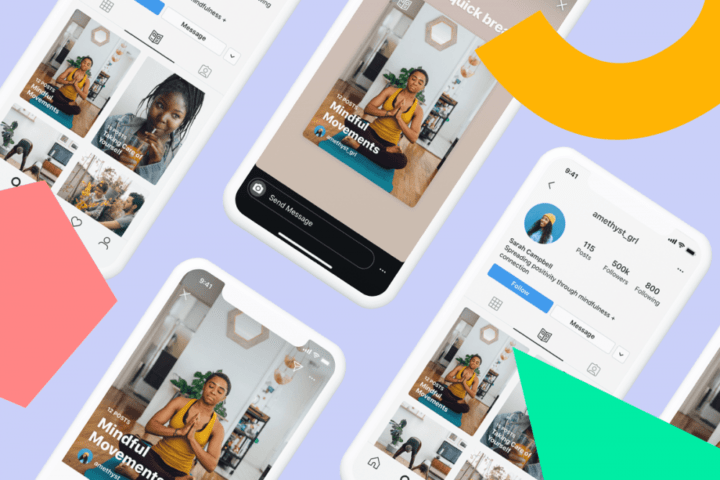 How to use Instagram Guides for Business in 2021?