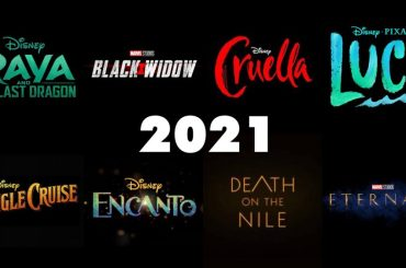 Upcoming Movies on Disney+ 2021