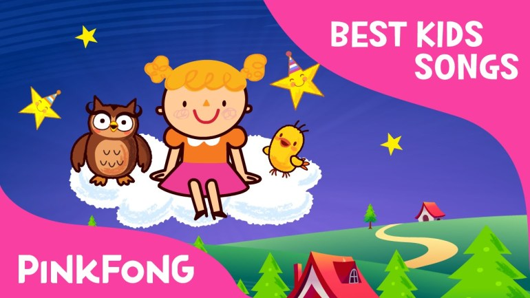 Pinkfong KIds' Songs & Stories: 50 Most Subscribed YouTube Channels Globally | Breaking Records