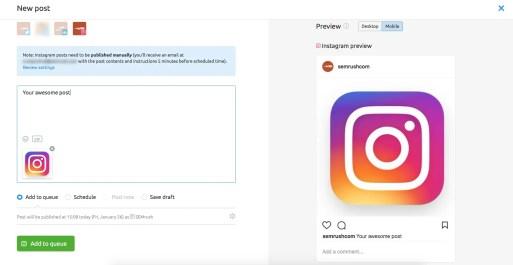 Schedule Instagarm Post: Why Should You Schedule Instagram Posts in 2021?