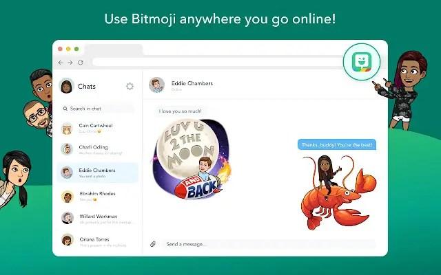 Bitmoji Extension: 15 Best Google Chrome Extensions for Teachers