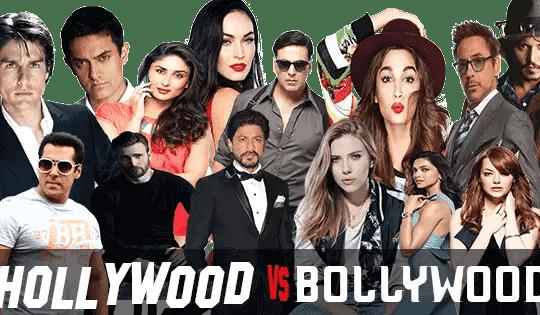 Can Bollywood beat Hollywood