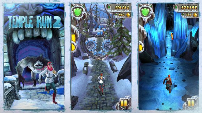 Temple Run 2: 10 Best Offline Games for iOS 2021