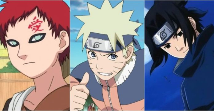 Naruto Complete Chronological Order