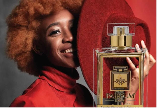 your favorite perfume gives you brimming confidence