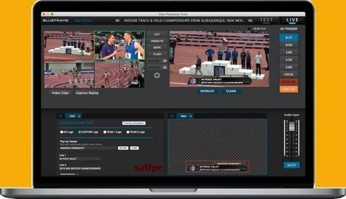 SparkoCam: DSLR as a webcam