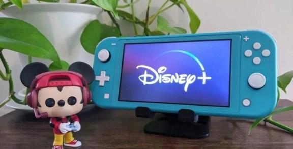 nstallation Of Disney Plus On