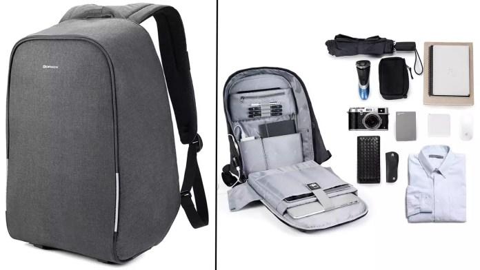 Anti-Theft Laptop Bags