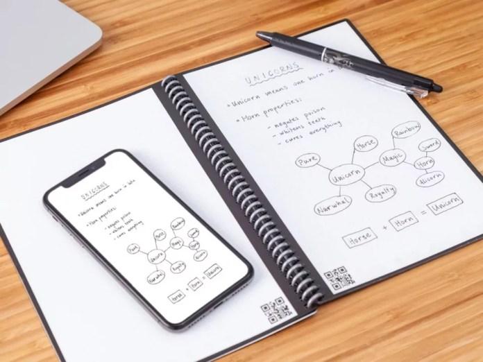 Smart Reusable Notebooks