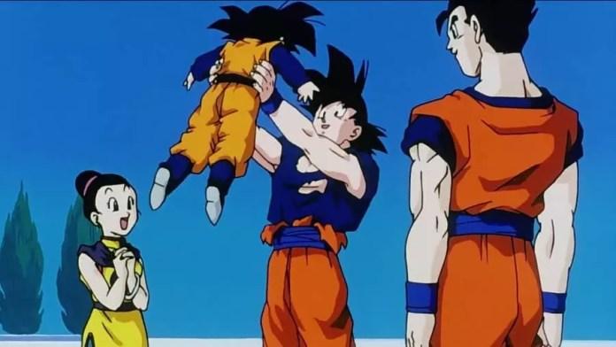 Goku meets Gohen: How Old Is Goku