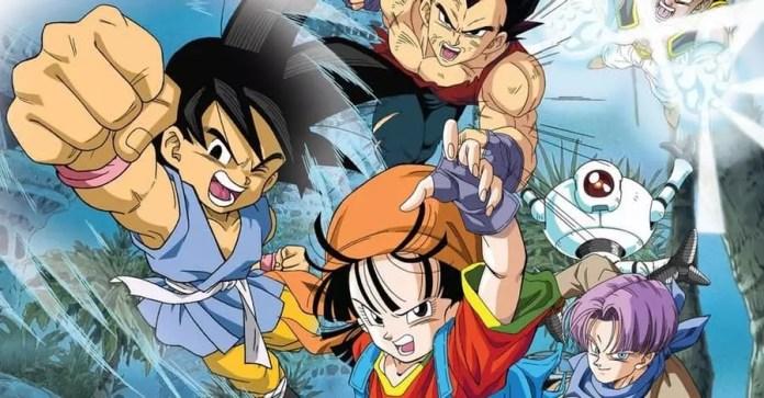 Goku in Dragon Ball GT: How Old Is Goku