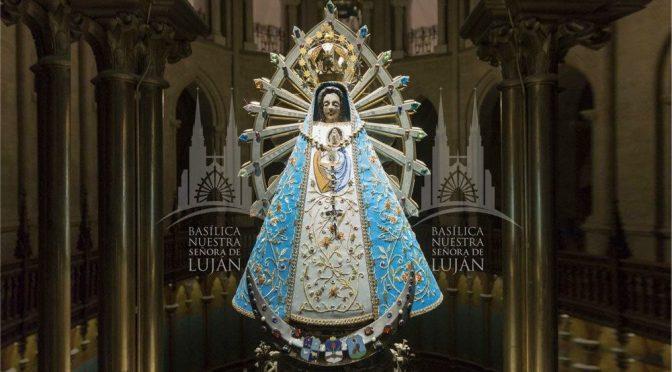 8 mai, Notre Dame de Luján