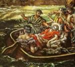 Et Jésus dormait dans la barque…