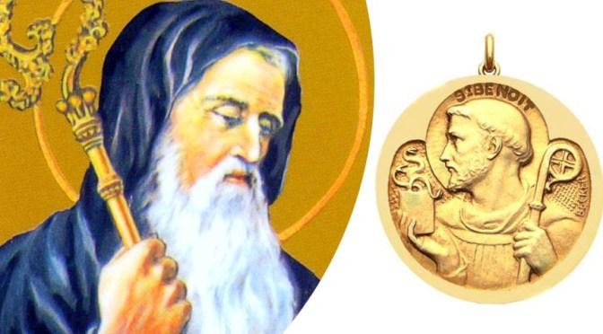 11 juillet – Saint Benoît de Nursie. Patron des Moines