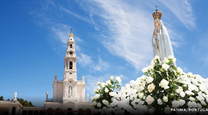 Ce 13 octubre 1917 à Fatima…